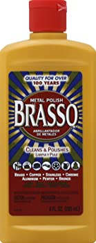 Brasso 10 Multi-Purpose Metal Polish