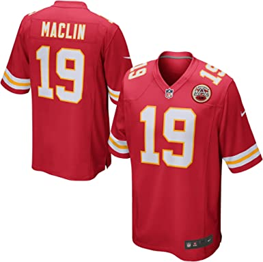 Nike Toddlers Kansas City Jeremy Maclin Peter #19 Player Jersey