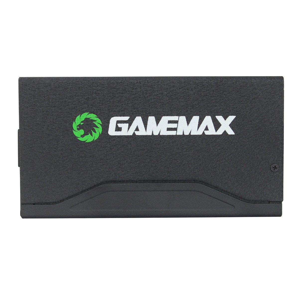 Game Max Gm 600 80 Plus Bronze W Modular Active Pfc 14cm Fan Atx Power Supply Gamemax 450watt Psu Gp 450 Unit Black Computers Accessories