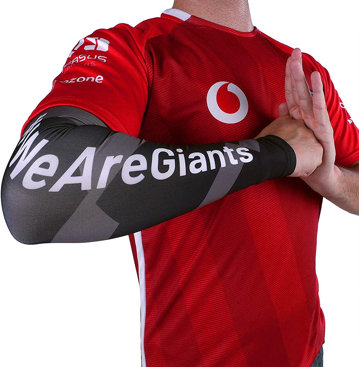 Vodafone Giants Technical Sleeve Giants Heaters