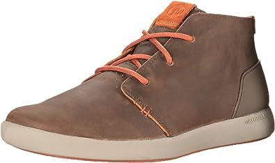 Merrell Freewheel Chukka, Botas Hombre, Marrón (Dark Earth), 40 EU: Amazon.es: Zapatos y complementos