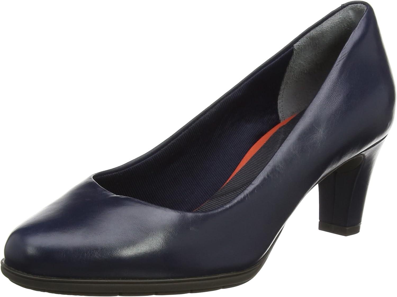 Rockport Total Motion Melora Plain Pump, Zapatos de tacón con Punta Cerrada para Mujer
