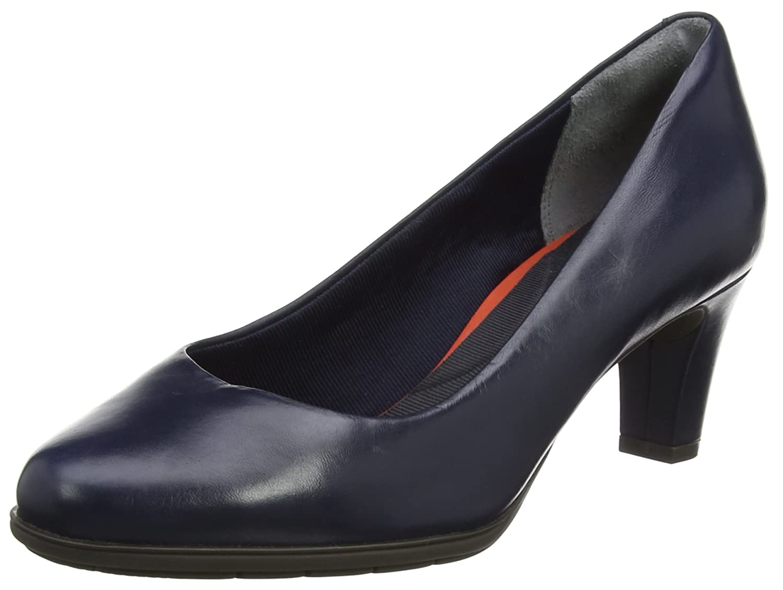 TALLA 37 EU. Rockport Total Motion Melora Plain Pump, Zapatos de tacón con Punta Cerrada para Mujer