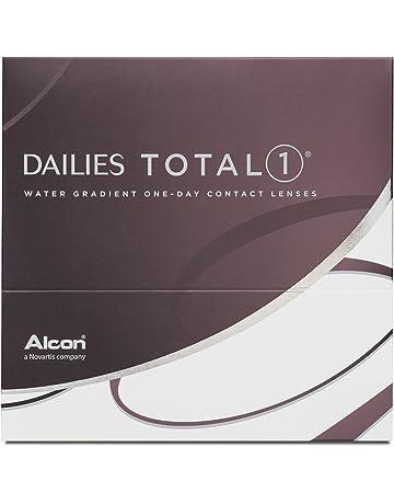 751062d868 Dailies Total 1 10075066 Lentes de Contacto, R 8.5, D 14.1, Dioptría -