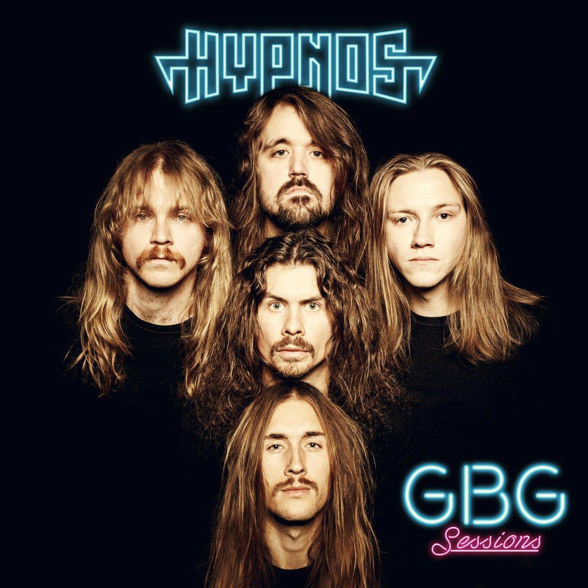 CD : Hypnos - Gbg Sessions (United Kingdom - Import)
