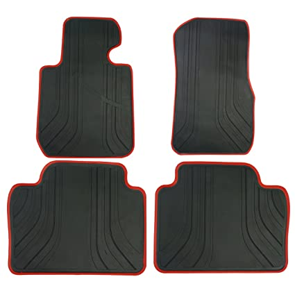 Amazon Com Biosp Car Floor Mats For Bmw 3 Series F30 320i 328i 335i