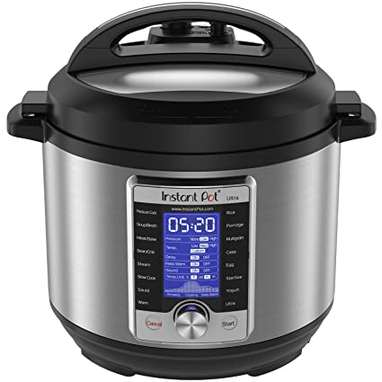 Amazon.com: Instant Pot Ultra 6 Qt 10-in-1 Multi- Use Programmable