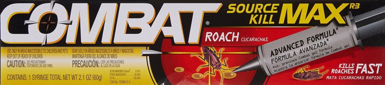 Combat Roach Killing Gel Boxed 2.1 Oz