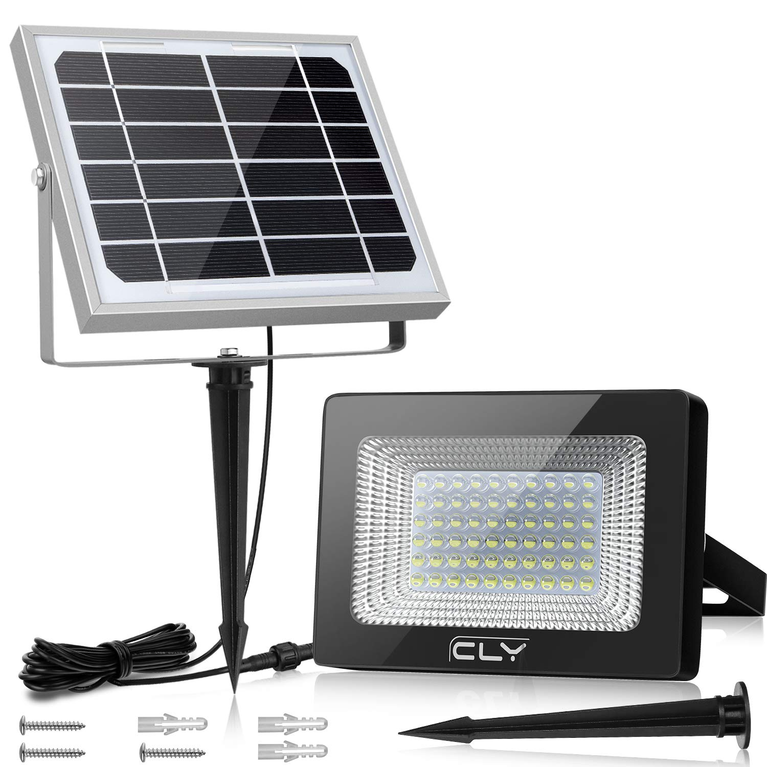CLY LED 60 Solar Lights