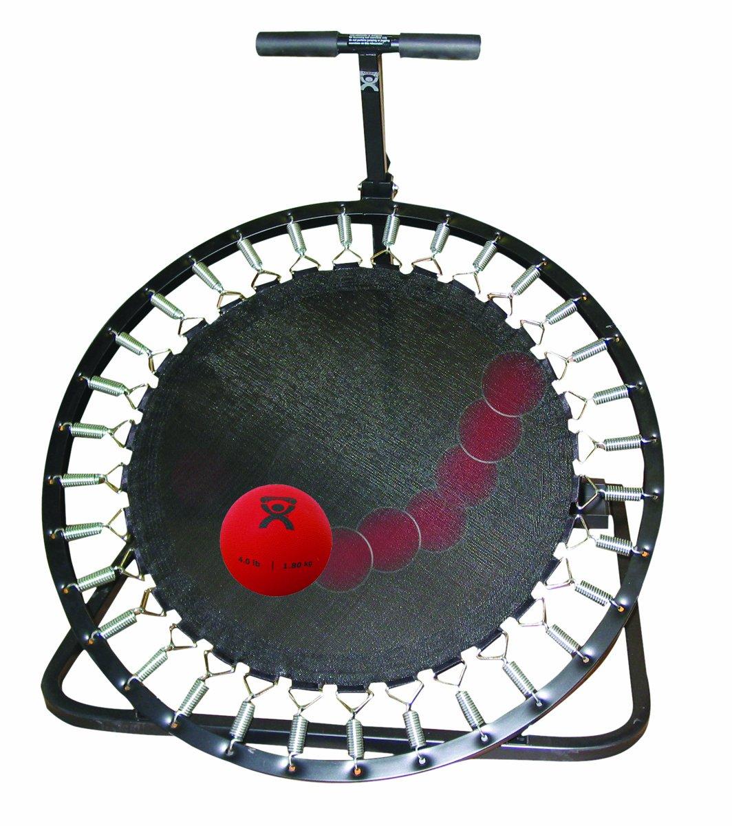 ball rebounder. amazon.com: cando 10-3136 adjustable ball rebounder, set with circular 5-balls: industrial \u0026 scientific rebounder s
