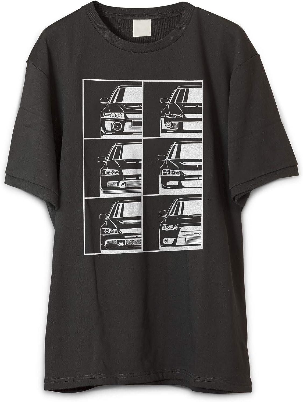 Revel Shore Subaru WRX VS EVO Generations JDM Shirt