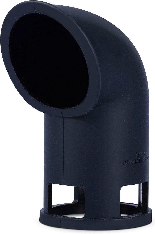 selfdepen Steam Splitter Steam Release Diverter For Pot Pressure Cooker Silicone Plug Diverter Gadget Adjustable Direction Freely For Pot Pressure Cooker Kitchen Supplies