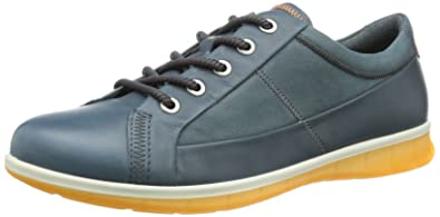 Agnes Pavement/Pavement Firefly/Basalt 242253, Damen Sneaker, Grau (PAVEMENT/PAVEMENT), EU 36 Ecco