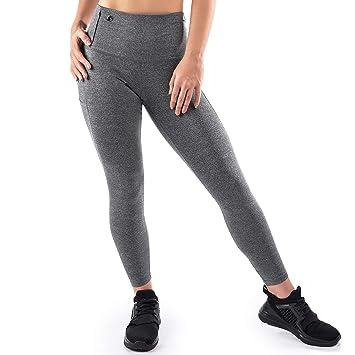 Amazon.com: Mava Pantalones de yoga de cintura alta con ...