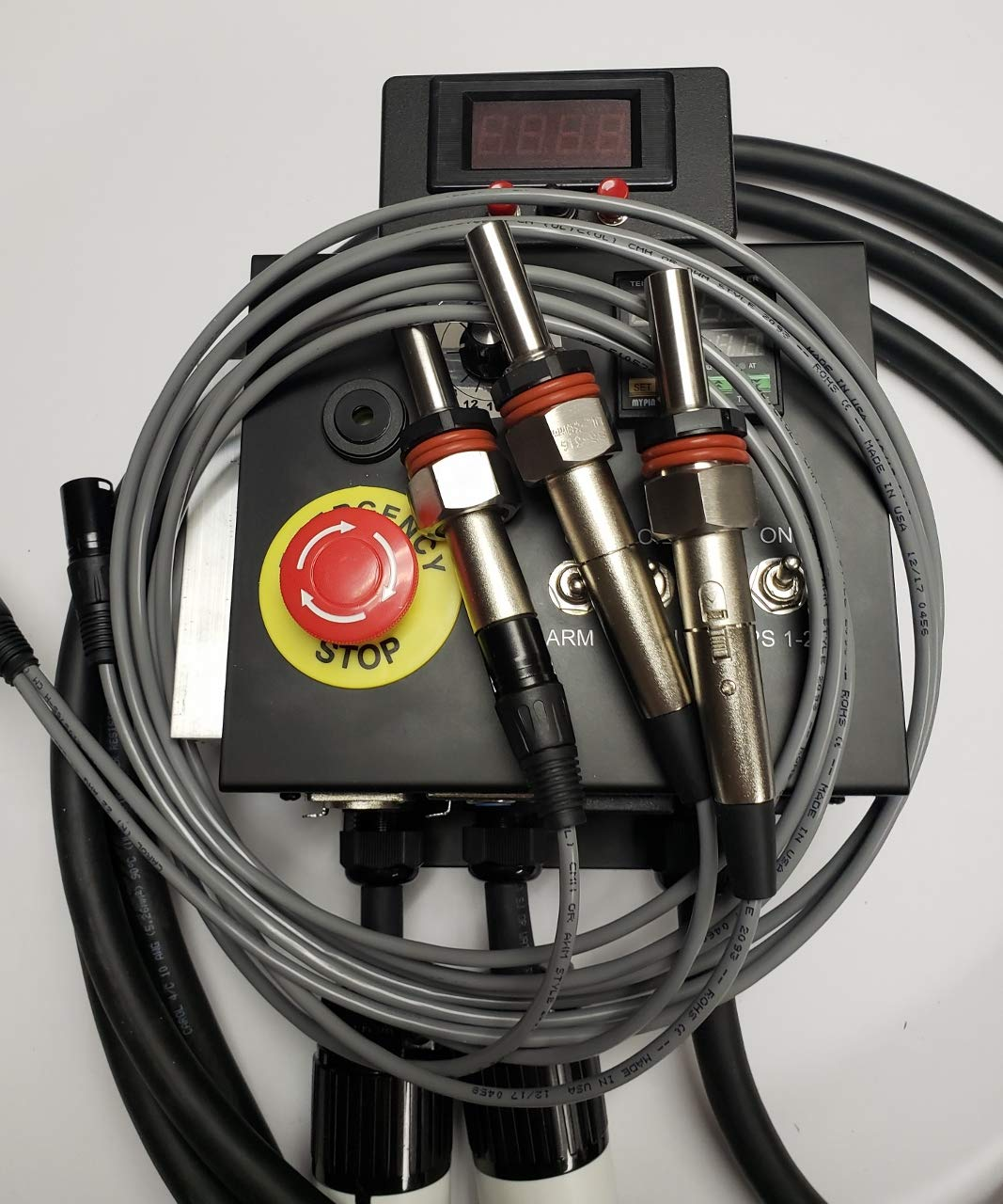 240v HERMS II (Heat Exchanged Recirculating Mash System) Home Brewery Controller by BREW-CONTROL (Image #8)