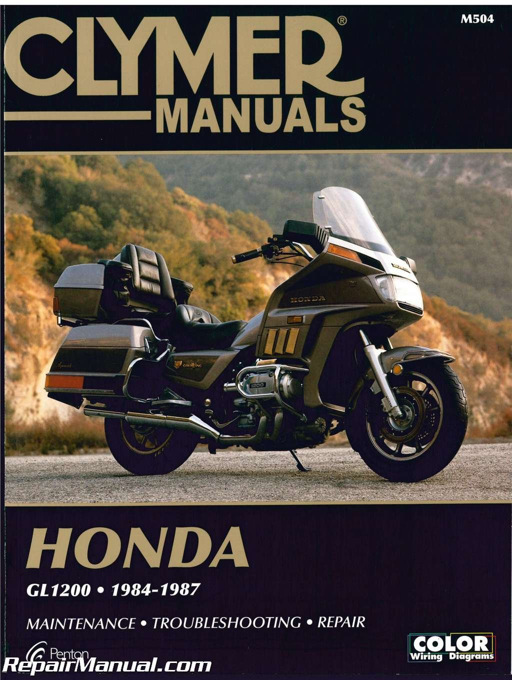Honda Goldwing 1200 Wiring Diagram Electrical Diagrams 1984 Gl1200 Motorcycle Residential Cb250