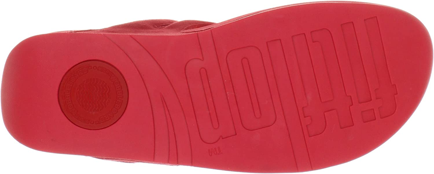 Fitflop Whirl TM, Tongs Femme Rose