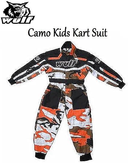 Wulfsport Cub Motocross Predator Red Race Shirt 11-13 Motorbike Motocross MX