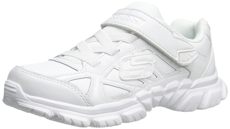 Skechers Kids Tough Trax School Uniform Sneaker (Little Kid/Big Kid) 95472L