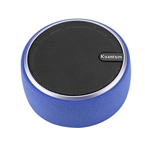 Amazon.com: ASHATA Altavoz Bluetooth portátil, Mini Altavoz ...