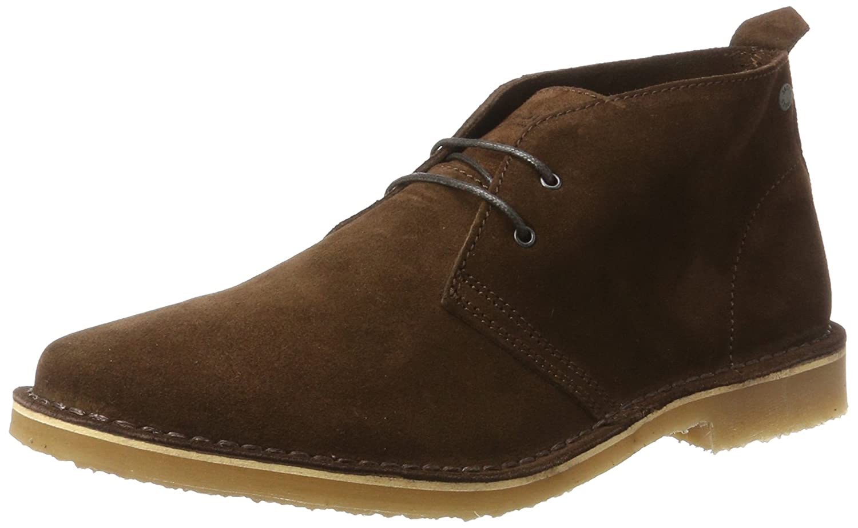 JACK & Boots JONES Herren Jfwgobi Suede Chocolate Brown Desert Boots & Braun (Chocolate Brown) f266d6