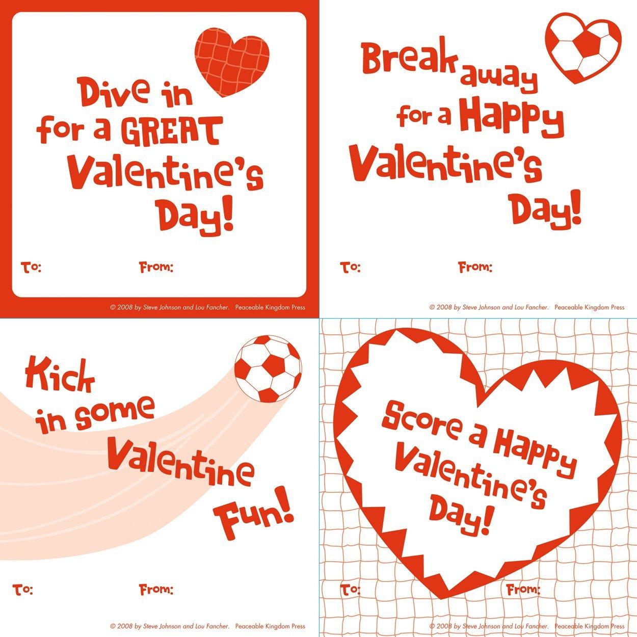 Beautiful Soccer Valentine Cards Photos   Valentine Gift Ideas .