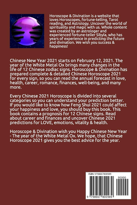 Water Dog Horoscope 2021