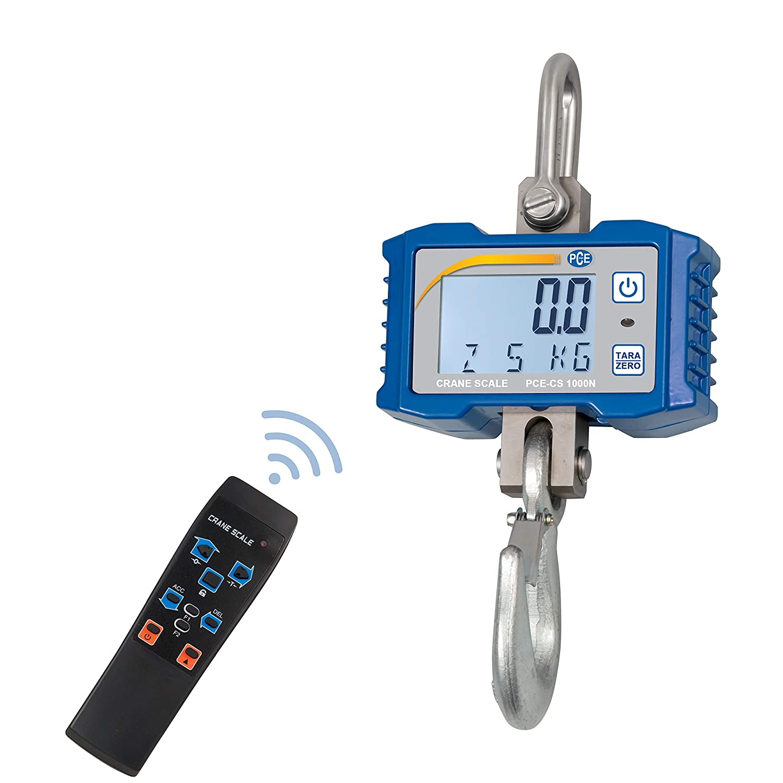 Balance à grue PCE-CS 1000N PCE Instruments