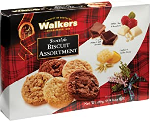 Walkers Shortbread Scottish Cookie Assortment, 8.8 Ounce (Pack of 3), Flavors Include