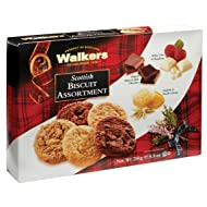 Walkers Shortbread, Scottish Cookie Assortment #5252, 8.8 Ounce (Pack of 3)