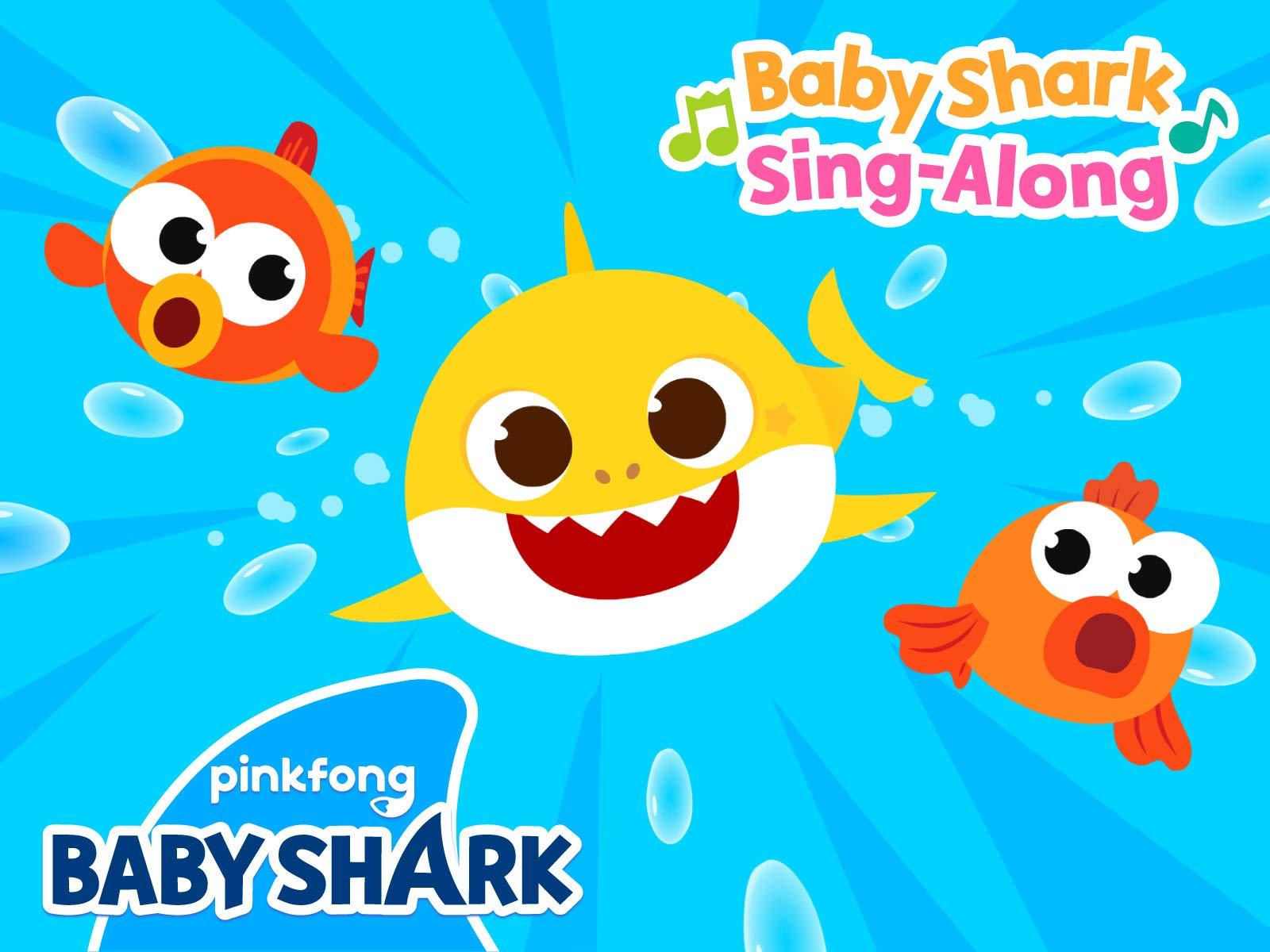 Pinkfong! Baby Shark Sing Along on Amazon Prime Video UK