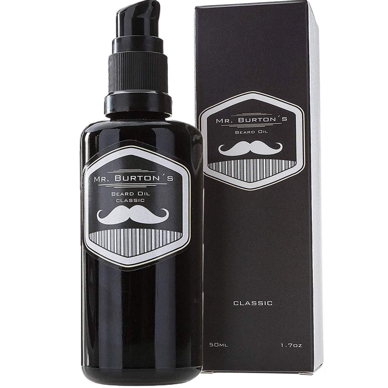 Bartpflege Öl