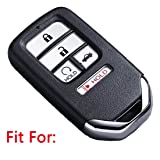 Keyless4U 2Pcs Silicone Key Fob Full Case Cover