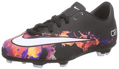 d8e7c3986 Nike Unisex Kids Jr. Victory V Cr Fg Soccer Cleat (10.5 M US Little