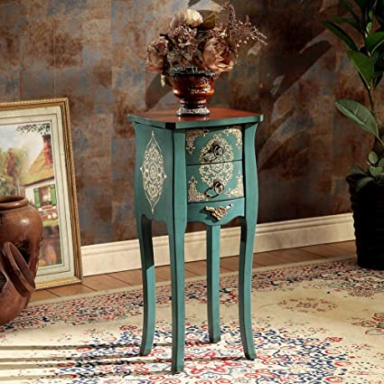 Amazon Com Ruishiou American Corner Table For Living Room