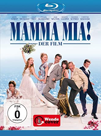 Mamma Mia! - Der Film [Alemania] [Blu-ray]: Amazon.es: Brosnan ...