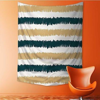 Amazon.com: SOCOMIMI Mandala Tapestry Celestial Wall Decor Striped ...