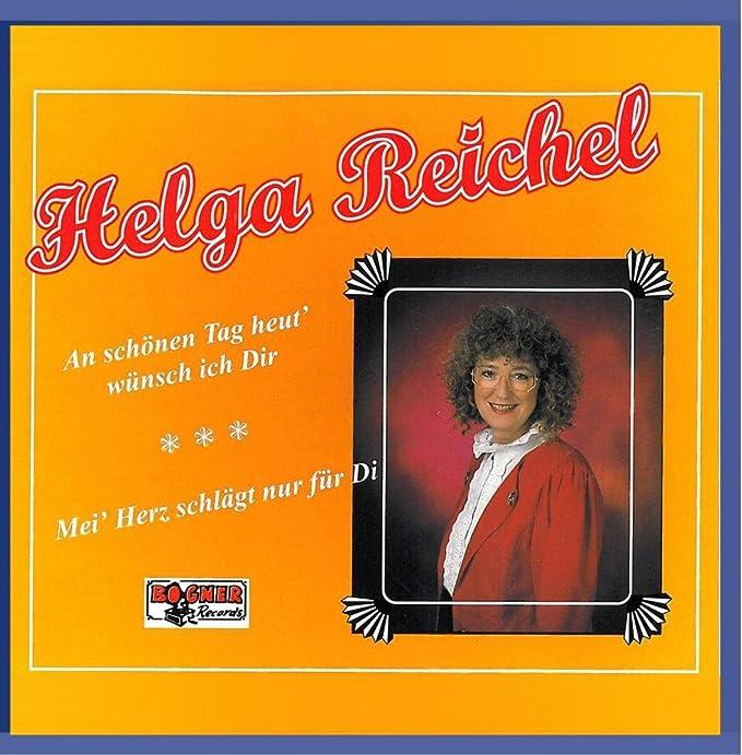 An schönen Tag heut wünsch ich dir [Single-CD] by Helga