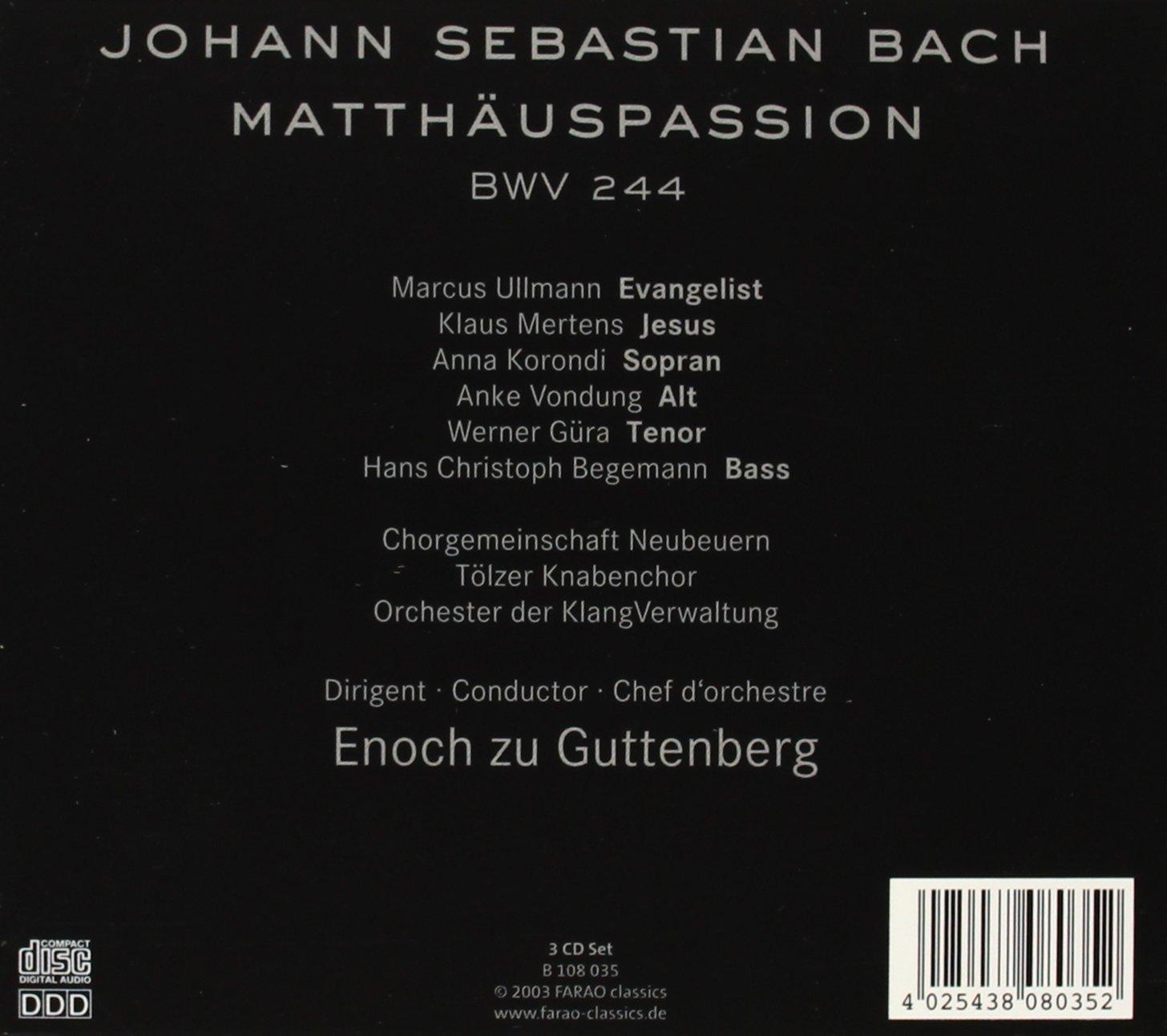 Bach - Passions - Page 11 71n5XaVBUkL._SL1456_