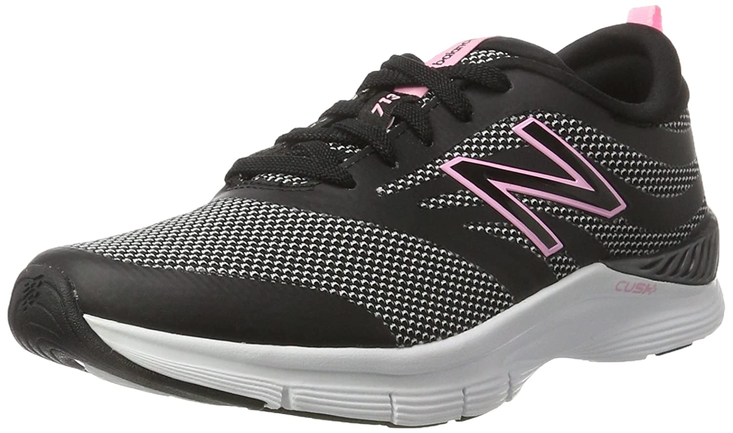 New Balance 713 Graphic Trainer, Zapatillas Deportivas para Interior Mujer WX713V1 Training Shoe-W