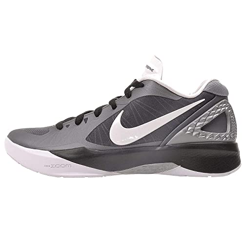 hot sale online 08ee7 c43e9 Nike Volley Zoom Hyperspike Cool Grey Metallic Cool Grey Black White Womens  Volleyball