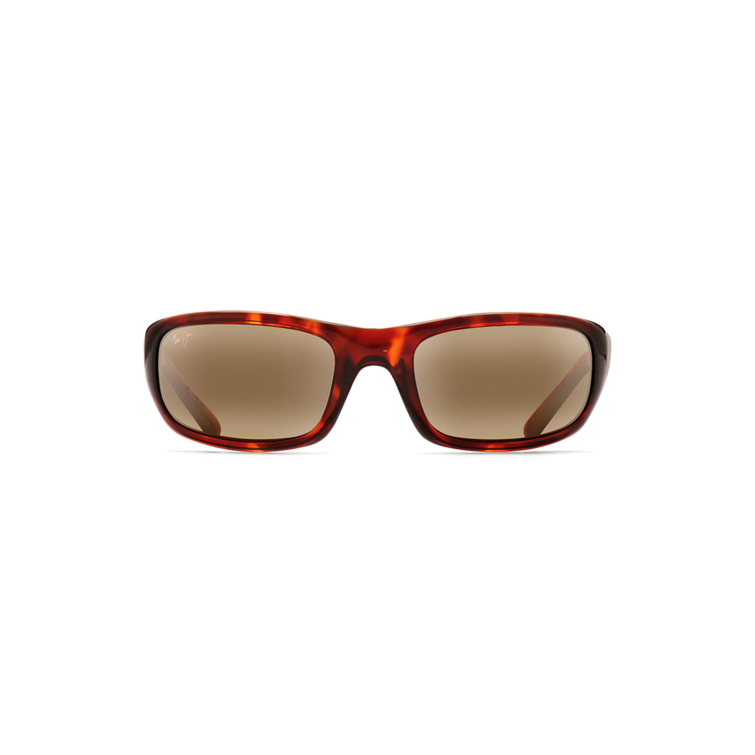 Maui Jim Stingray H103-10 | Sunglasses, Tortoise, 56 mm by Maui Jim