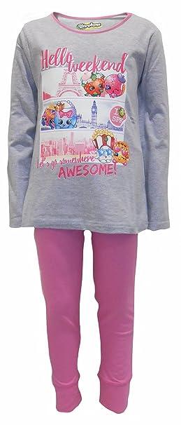 "Shopkins ""Hello Weekend"" Pijamas Niñas ..."