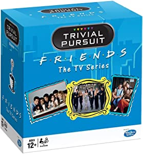 FRIENDS Trivial Pursuit Bitesize Mini
