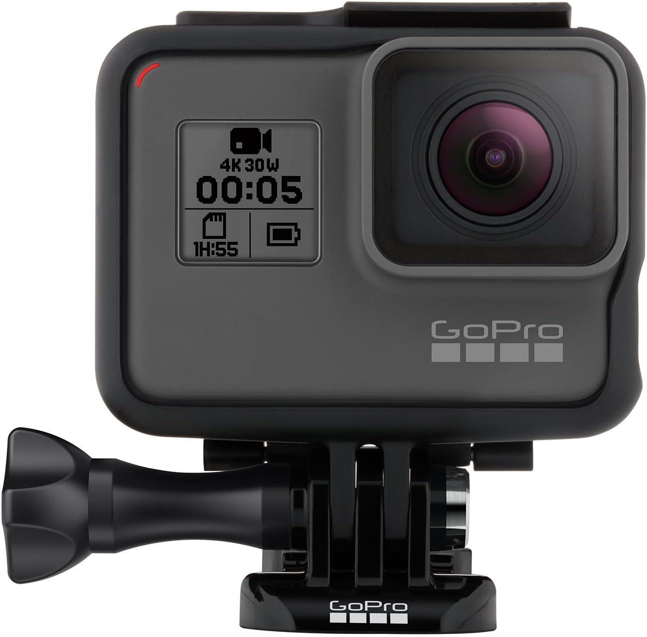 Gopro Chdhx 501 Hero5 Black Action Kamera Schwarz Kamera