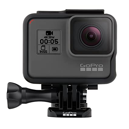 89587ca09251d Amazon.com   GoPro - HERO5 Black 4K Action Camera - Black   Camera   Photo
