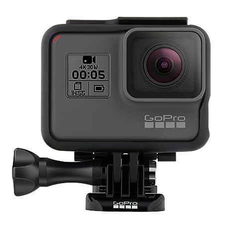 GoPro Hero5 CHDHX-501, Cámara 4 K de Acción con Control de Voz, Negro
