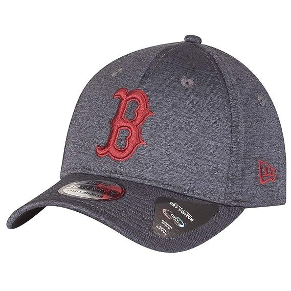 19e75ac913f New Era 39thirty Boston Red Sox Grey  Amazon.co.uk  Clothing