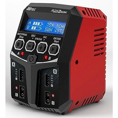 Hitec RCD Inc. RDX2 Mini AC Balance Charger, HRC44299: Toys & Games