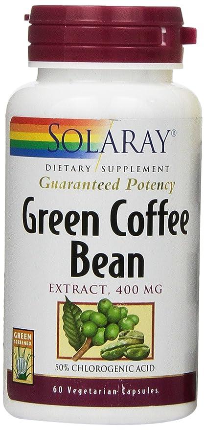 Cafe Verde 60 Capsulas Solaray